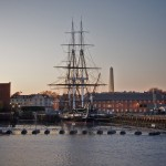 Old Ironsides & Bunker Hill Monument