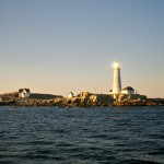you gotta love the late afternoon autumn sun (on Boston Light)