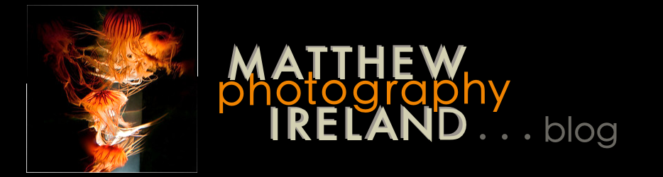 Matthew Ireland photography. . .blog