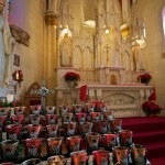 __prayer candels at Loretto Chapel