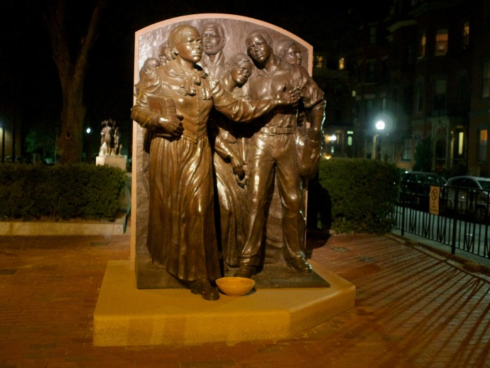 Boston Harriet Tubman Memorial