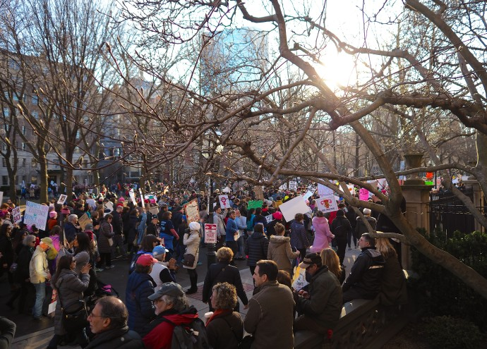 Commonwealth Ave is Bursting at the Seams
