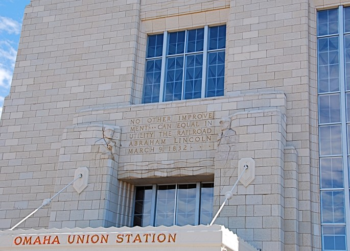 Omaha Union Station (south entrance)